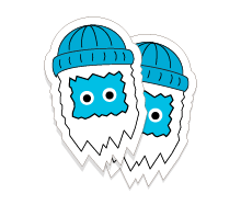 Die-cut Stickers