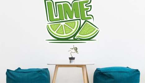 Wall stickers of exceptional quality